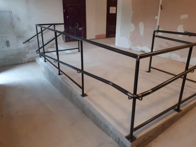 Geländer/Handlauf Plan Gabu Heindl
