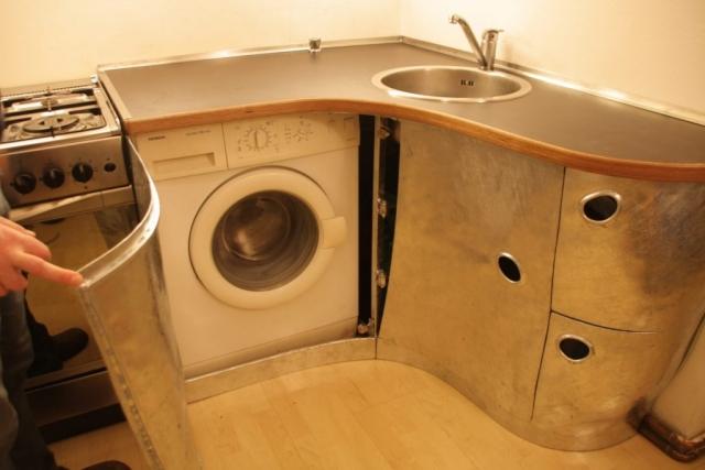 Küchenmöbel/ Waschmaschinenverblendung