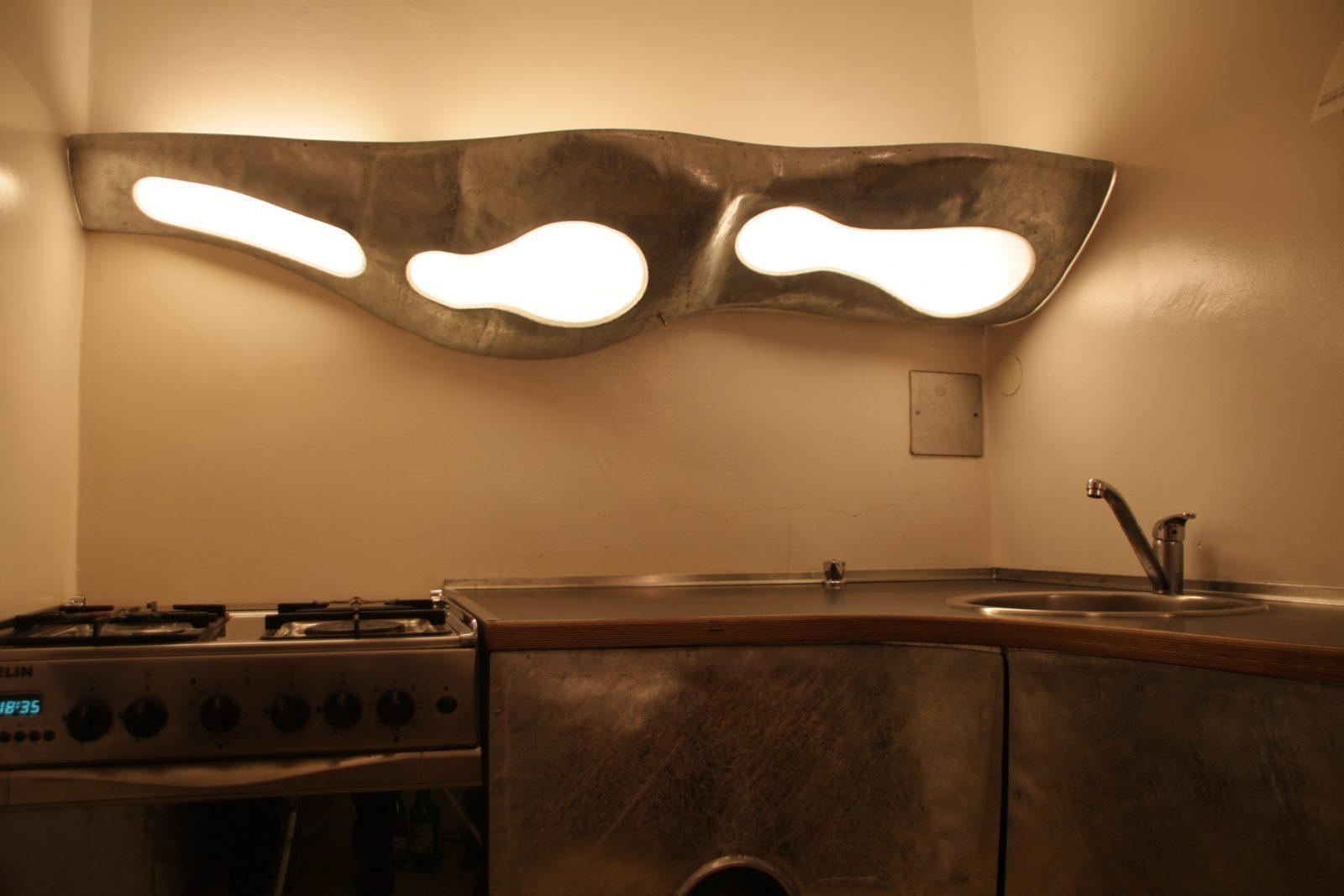 Küchenleuchte