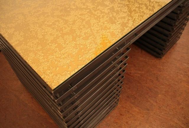 Schreibtisch Detail
